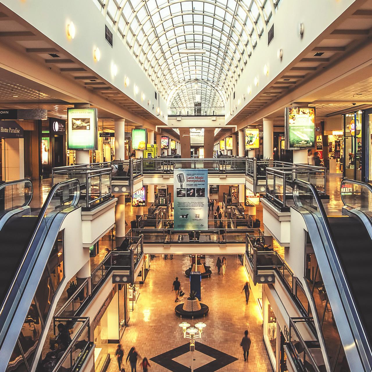 C&W Services building maintenance client - Macherich malls