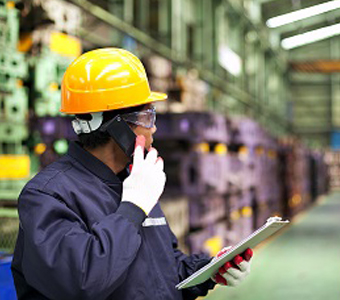 C&W Services facility management logistics technician