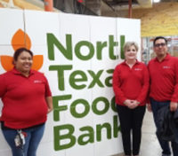 North Texas Food Bank Volunteers
