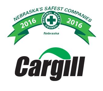 Cargill Nebraska Safety Award