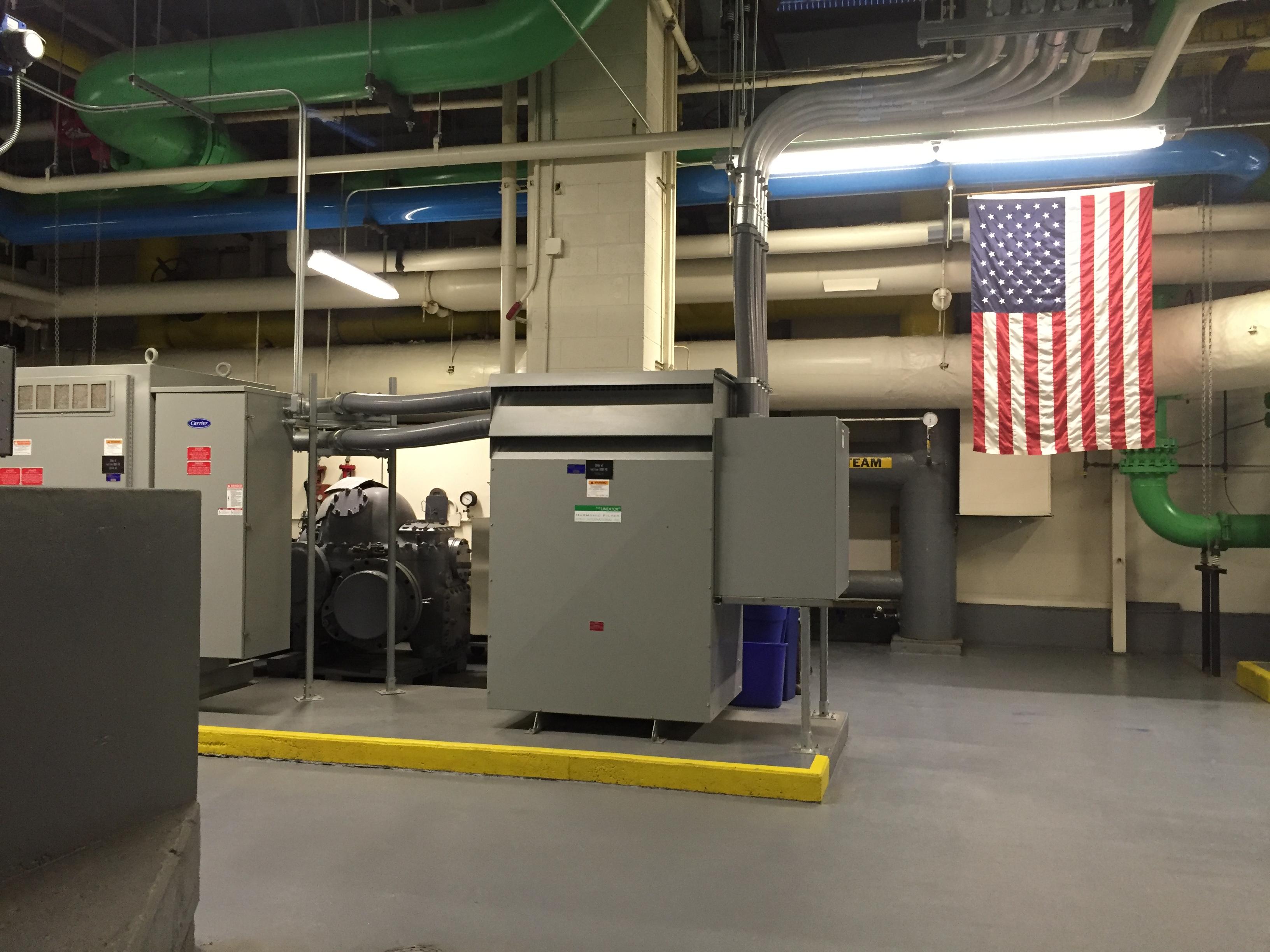 Facility Energy Center
