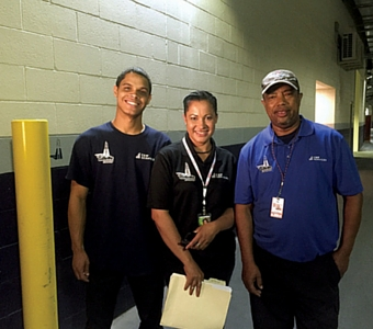 Myriam janitorial services CW services facilities