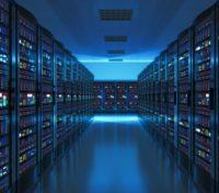 Data Centers Computer Hallway