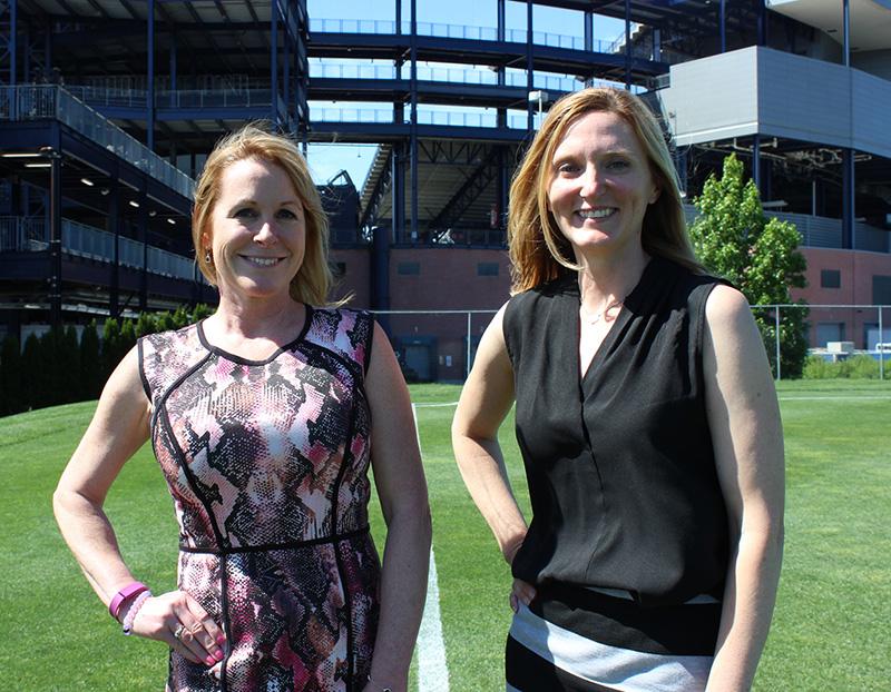 Women FM Gillette Stadium - C&WServices