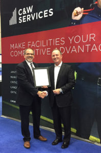 Paul Bedborough Receives IFMA Award
