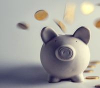 Piggy bank saving money in FM and Facilities