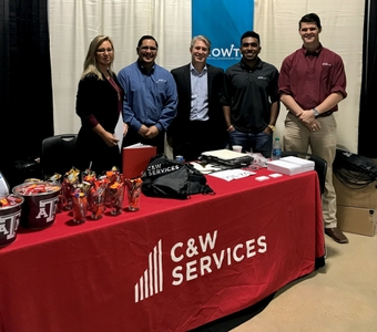 C&W Services looks for interns in the facilities management industry to create a future in FM