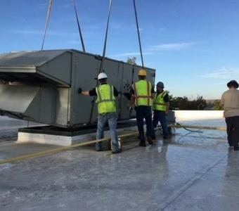 C&W Services provides HVAC & RTU maintenance and repair
