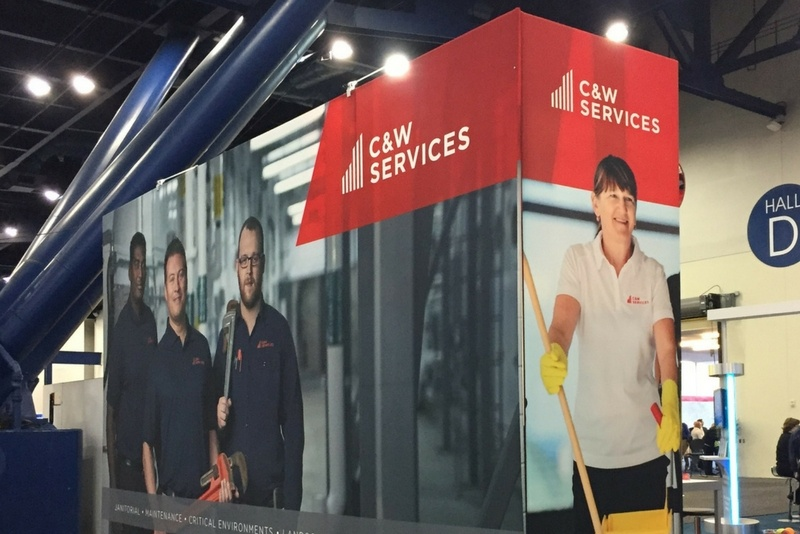 C&W Services is an active partner at IFMA's World Workforce