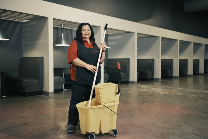 Does your facility need to be cleaned or maintained? C&W Services can help.