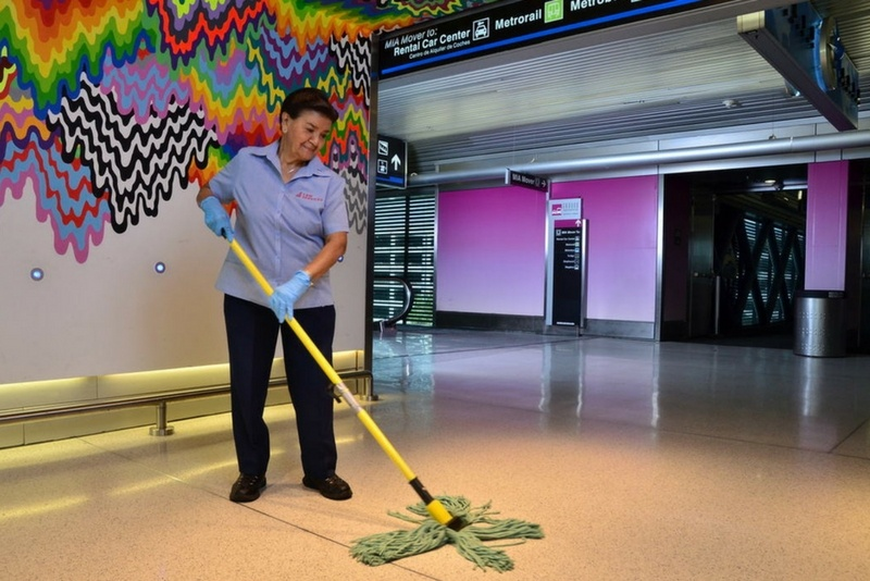 A great local cleaning option this winter is C&W Services