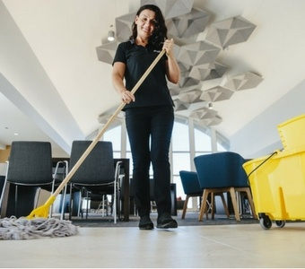 C&W Services, formerly UNICCO, is leading the facilities services industry when it comes to innovative cleaning and green cleaning initiatives.
