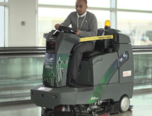 Finding Success with Self-Driving Floor Scrubbers