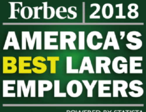 Forbes Magazine Announces That C&W Services Is One of America's Top Employers
