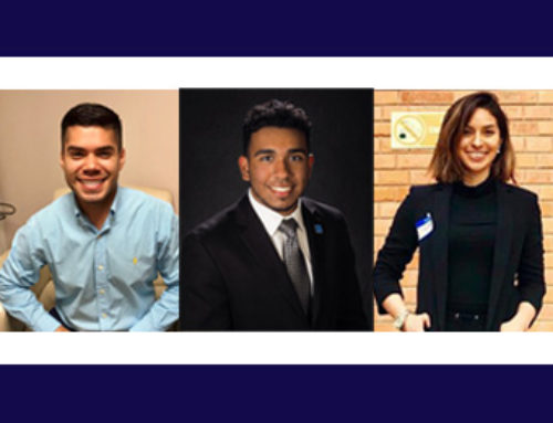 Meet This Summer's Facility Management Interns