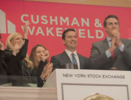 Our Ambassadors Reflect on Their Experience at the Cushman & Wakefield IPO Opening Ceremony