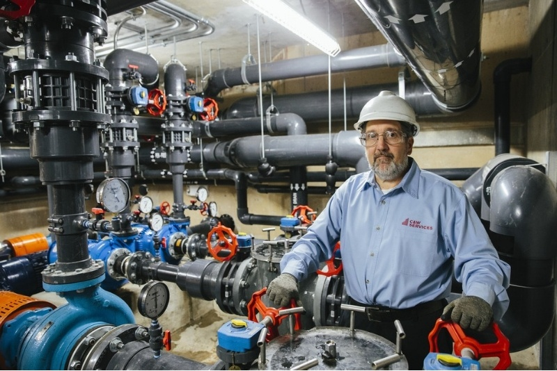 C&W Services, formerly UNICCO, helps facilities across the U.S. and Canada with their predictive maintenance.