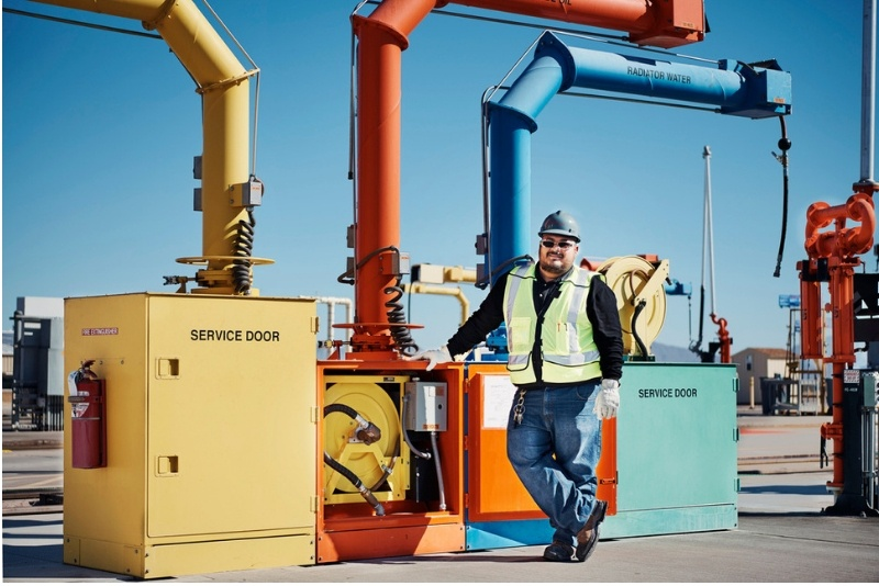 C&W Services can manage any type of facility, including large refueling stations.