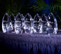C&W Services awards its top performers with Chief Executive Awards