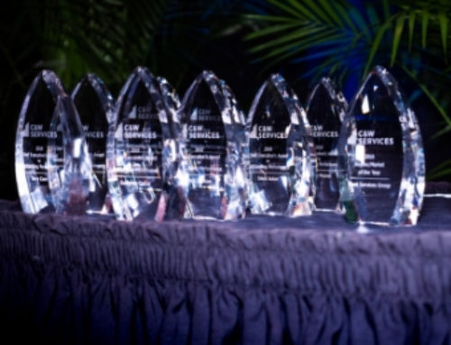 C&W Services Awards 2018: Safety Performance, Region/Vertical, and Sales Achievements
