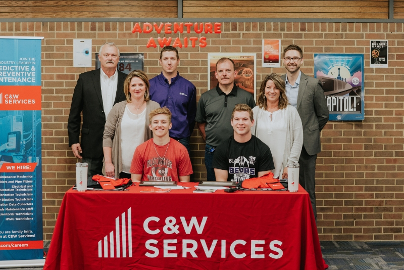 CW Services, a facilities services company, provides scholarships in the facilities services field.