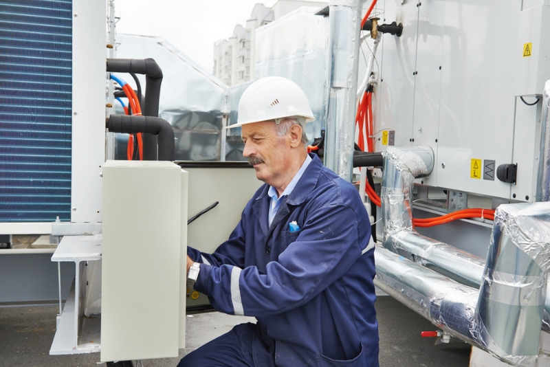 Our facilities teams are leaders in energy efficient work