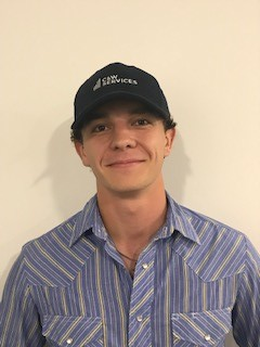 Hunter Hazel is one of our apprentices at Toyota